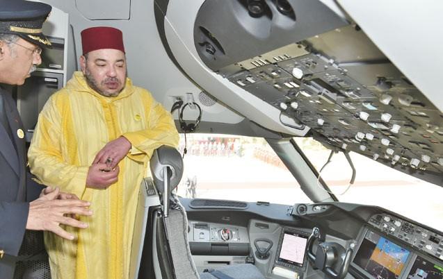 Mohammed VI. D. R.