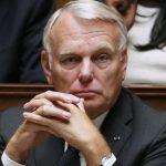 Le ministre français des Affaires étrangères, Jean-Marc Ayrault. D. R.