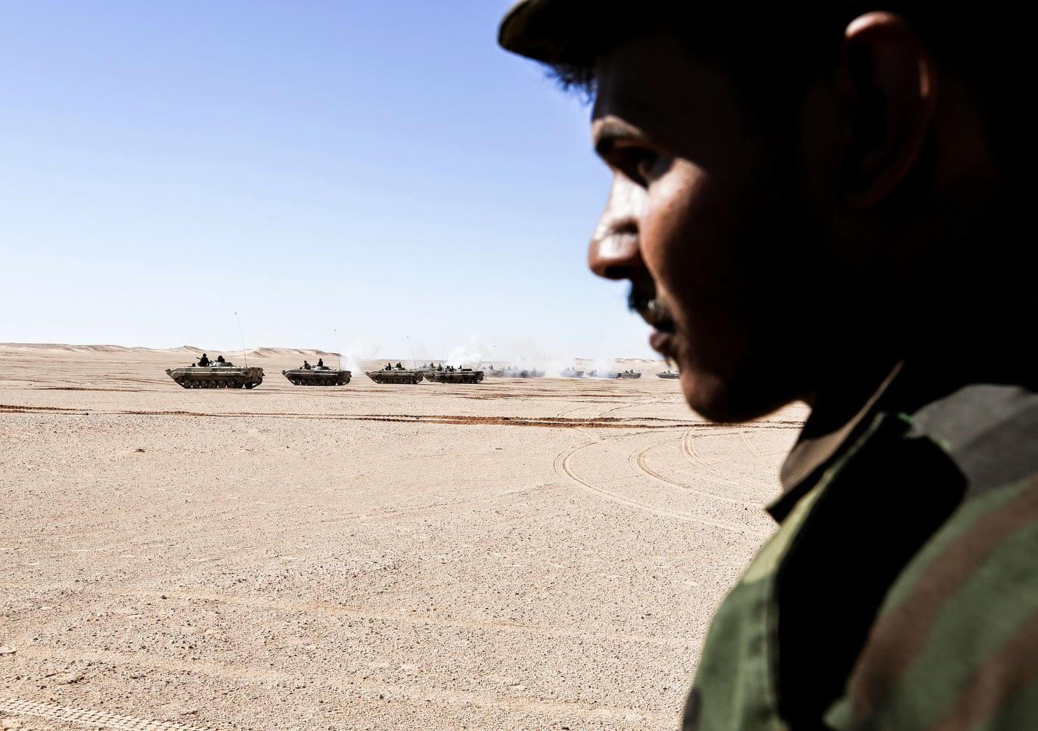 Le Front Polisario adresse «un appel pressant» au Secrétaire général de l'ONU. D. R.