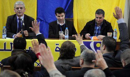 Le RCD propose un redécoupage territorial sans les daïras