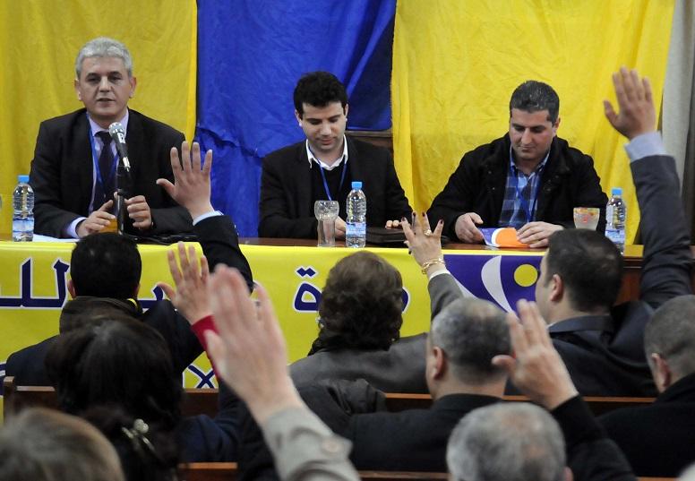 Le RCD veut que la région soit un espace d'expression de la démocratie locale. New Press