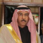 Samy Ben Abdallah Salah, ambassadeur d'Arabie Saoudite à Alger. D. R.