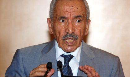 Décès de l'ancien chef du gouvernement Smaïl Hamdani