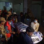 L'attentat a fait plusieurs morts et blessés. D. R.