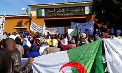 Amnesty International dénonce la condamnation de manifestants pacifiques à Tamanrasset