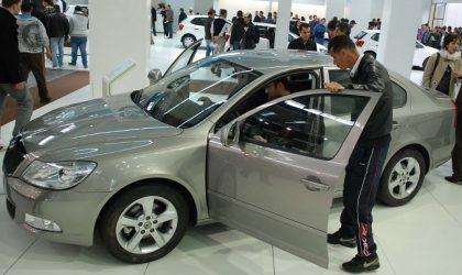 Les importations de véhicules gelées depuis le 2 février