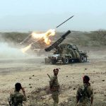 Contre-offensive de l'armée yéménite. D. R.