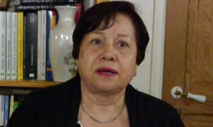L'avocate algérienne Zohra Mahi corrige le rédacteur en chef du Figaro Magazine