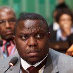 Le ministre zambien des Affaires étrangères Harry Kalaba. D. R.