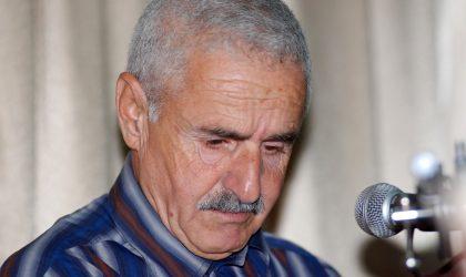 Une soirée chaâbi en hommage à Amar Ezzahi