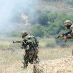 Militaires, terroristes