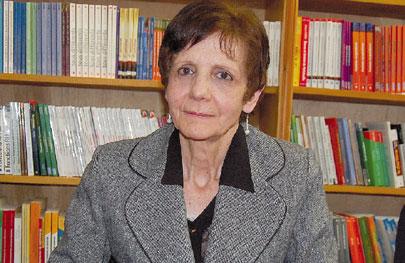 Leila Aslaoui. D. R.
