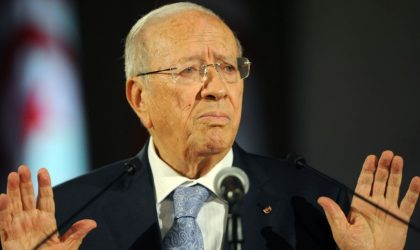 Le président tunisien dément : «Je n'ai pas mandaté Ghannouchi dans le dossier libyen»