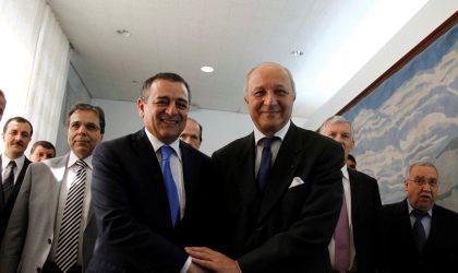 Fabius : «La coopération économique entre l'Algérie et la France avance activement»