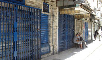 Les commerçants de la wilaya de Tizi Ouzou en grève