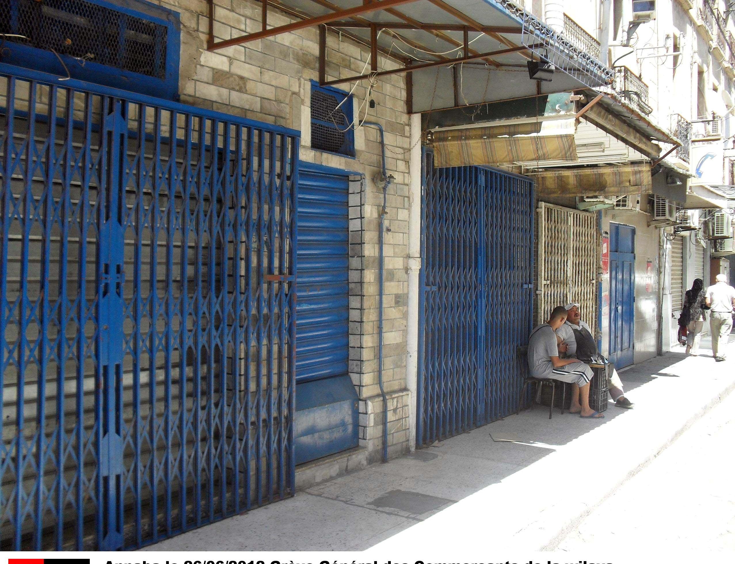 Hormis les pharmacies, le reste des magasins et les restaurants sont fermés. Archives/New Press