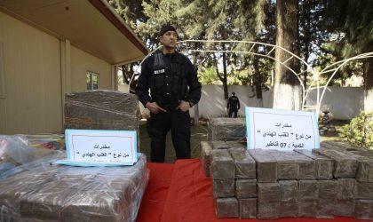 Quand le journal Le Monde se préoccupe de la pénurie de kif marocain en Algérie