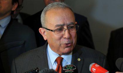 Lamamra : «Notre diplomatie ne s'identifie pas à des agendas étroits»