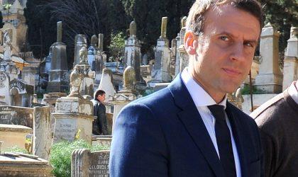 Une association de pieds-noirs dépose plainte contre Macron