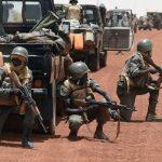 Des soldats de l'armée malienne. D. R.