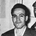 Ben M'hidi est arrêté le 23 février 1957 par les soldats du général Massu. D. R.