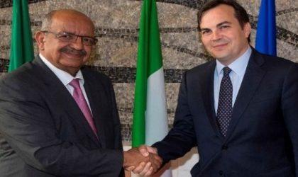 Libye : l'Algérie et l'Italie unissent leurs efforts