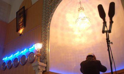 Elections législatives : les mosquées mobilisées