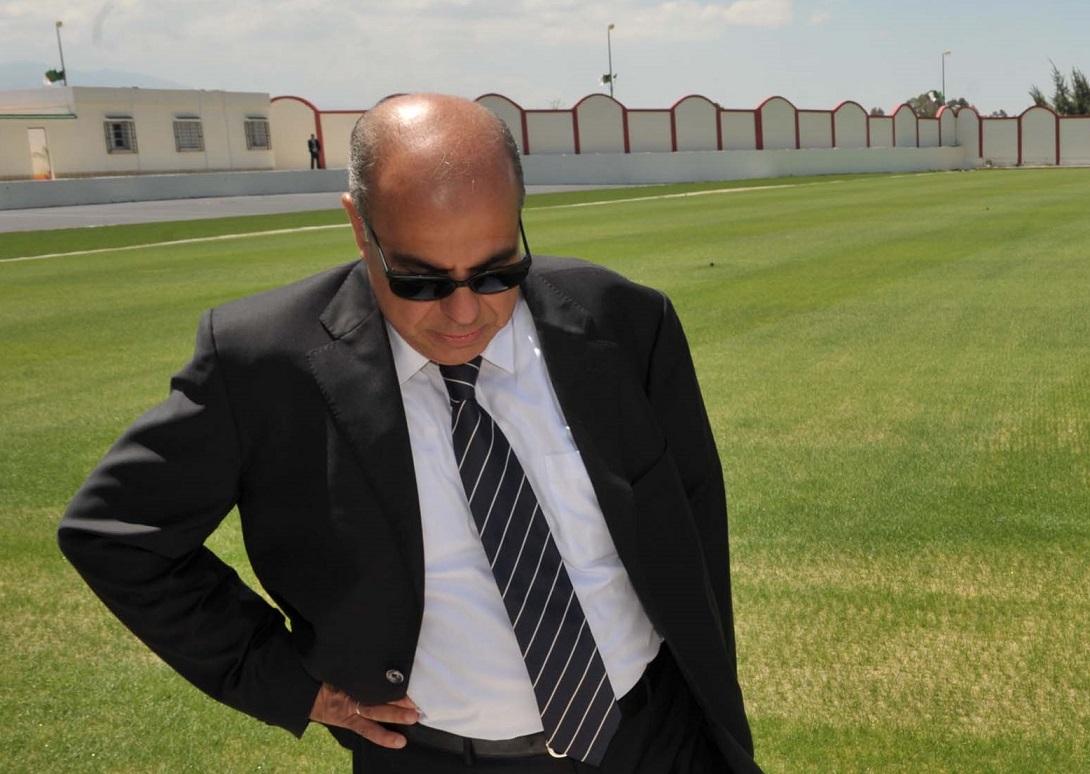 Le président de la FAF Mohamed Raouraoua perd sa couverture politique. New Press