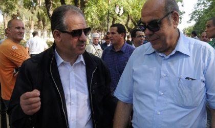 Ould Ali : «Raouraoua doit rendre des comptes aux pouvoirs publics»