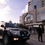 Au moment de l'arrivée de Chouaïb Oultache à la cour d'Alger. New Press