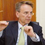 Christoph J. Partsch, DG de la chambre de commerce algéro-allemande. D. R.