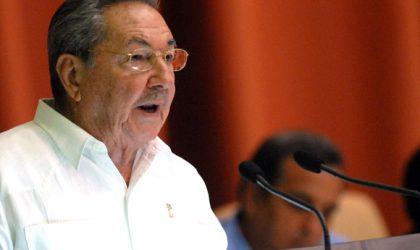 Raul Castro réitère sa «solidarité avec le peuple sahraoui»