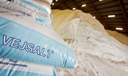 Sahara Occidental : fin de l'exportation de sel vers le Danemark