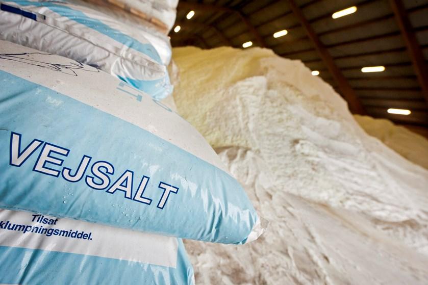Il n'y aura plus d'exportation de sel sahraoui vers le Danemark. D. R.