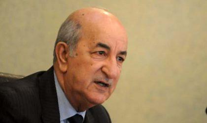 Tebboune : «Réguler les importations sans générer de pénuries»