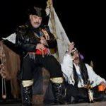 Scène de la pièce «Pirates Kharaïb». D. R.