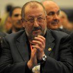 Abdelmadjid Sidi Saïd, secrétaire général de l'UGTA. New Press