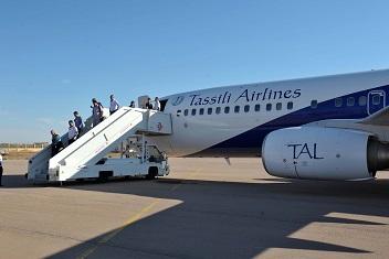 Piquet de grève à Air Algérie, Tassili Airlines et au port d'Alger