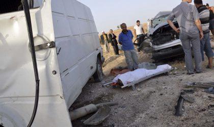 Carambolage à Boumerdès : deux morts et quinze blessés