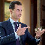 Bachar Al-Assad. D. R.