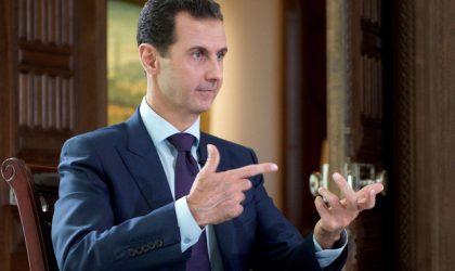 Al-Assad dévoile ce qui a engendré la crise migratoire en Europe