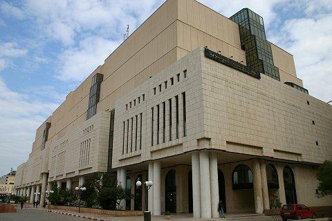 Siège de la Bibliothèque nationale. D. R.