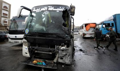 L'Algérie condamne le double attentat de Damas