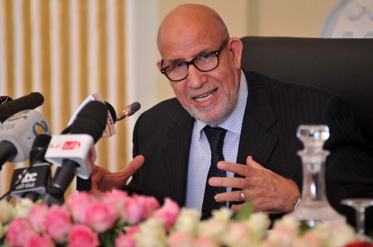 Abdelwahab Derbal. New Press
