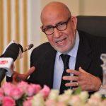 Abdelouahab Derbal, président de la HIISE a promis des élections «propres». New Press