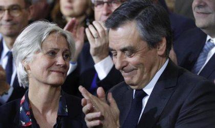 Le candidat à l'Elysée François Fillon mis en examen
