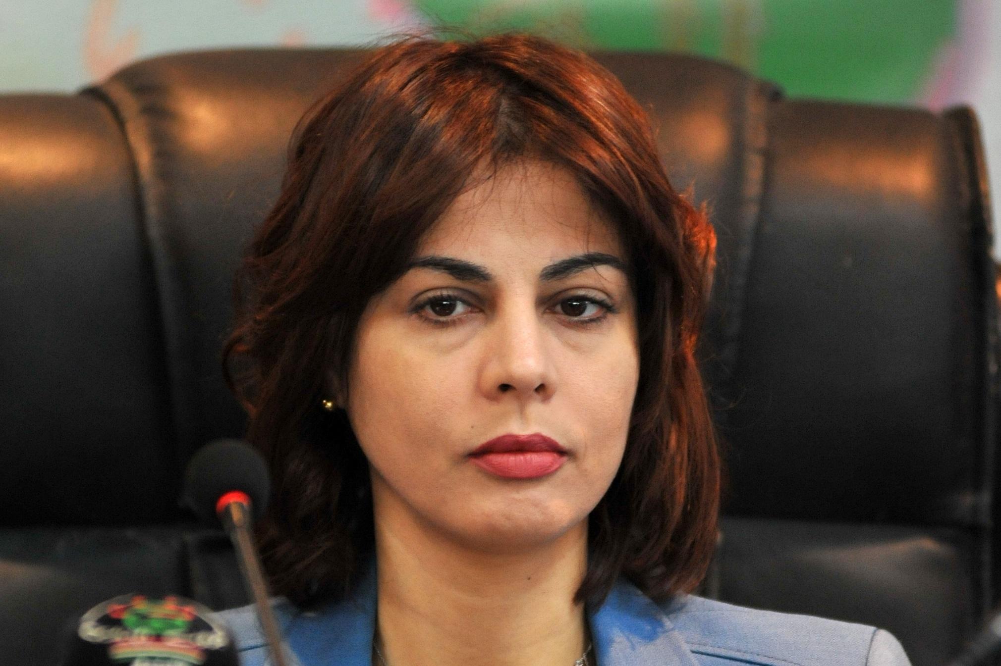 Houda-Imane Feraoun n'a pas été à la hauteur des espoirs placés en elle. New Press