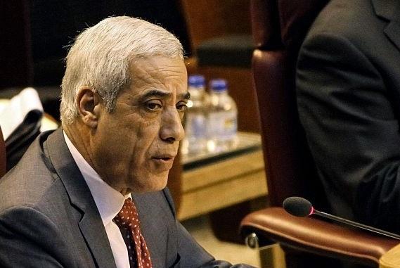 Nadir Larbaoui, délégué permanent de l'Algérie auprès de la Ligue arabe. D. R.