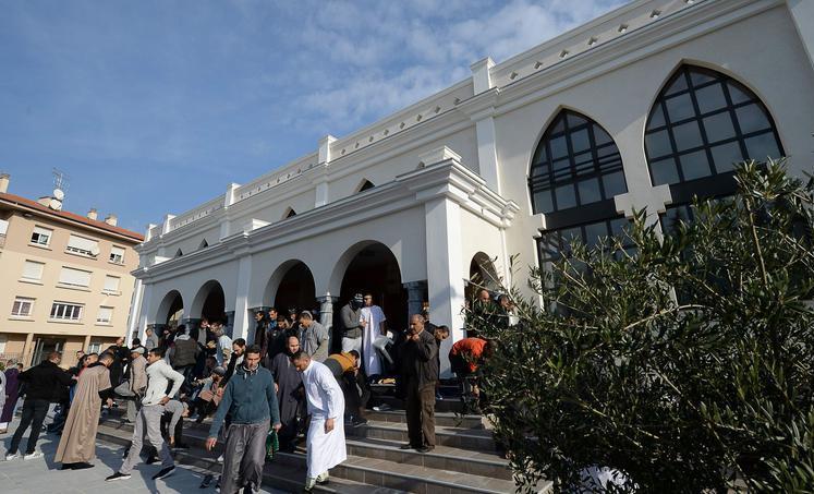 La mosquée de Fréjus. D. R.