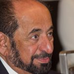 Soltane Ben Mohammad Al-Kassimi finance la propagande marocaine à l'IMA. D. R.